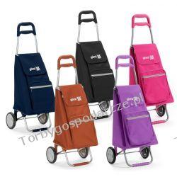 Wózek na zakupy Gimi Argo różne kolory Promocja Pozostałe