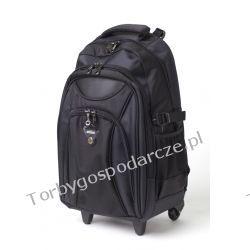 Plecak szkolny na kółkach SACKAR BLACK 01 Pozostałe