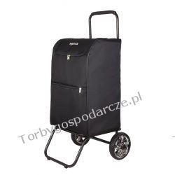 Wielki wózek transportowy na ulotki, pocztowy składany Boster XXXL Galanteria i dodatki
