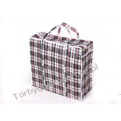 Torba gospodarcza handlowa bazarowa 01-35/40/16 cm  10 szt Woreczki i torby foliowe