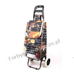Wózek na zakupy standard wzory Woreczki i torby foliowe