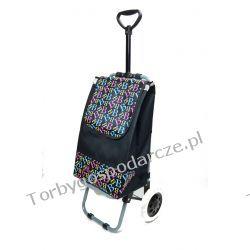 Wózek na zakupy z wysuwaną rączką WYPRZEDAŻ! Woreczki i torby foliowe