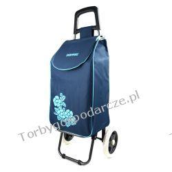 Wózek na plażę, zakupy Shopping Flower