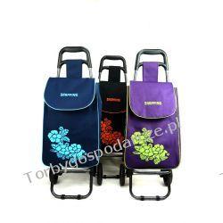 Wózek na zakupy S Flower Torby i walizki