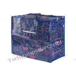 Torba gospodarcza handlowa zakupowa 03 wzór 46/50/25  cm Torby i walizki