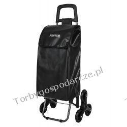 Wózek na zakupy z potrójnymi kołami  Boster Eko 3k Woreczki i torby foliowe