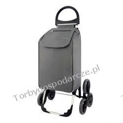 Wózek na zakupy z potrójnymi kołami Aurora Torby i walizki