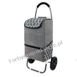 Wózek na zakupy plażowy Jumbo xl Wzory Torby i walizki