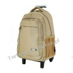 Plecak na kółkach Lumi Odzież, Obuwie, Dodatki
