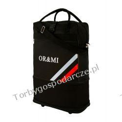 Torba podróżna na kółkach, składana ORMI 3W1  Torby i walizki