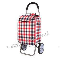 Wózek na zakupy plażowy KRATA xl Wzory