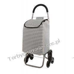 Wózek na zakupy SCHODOWY KRATA xl 3K Torby i walizki