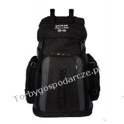 Plecak podróżny Sackar 01 Big Alpine Woreczki i torby foliowe