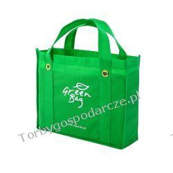 Torba zakupowa ekologiczna 32/26/10 cm Woreczki i torby foliowe