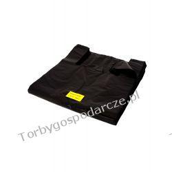 Torebki, torby foliowe z uszami, zrywka 37/78 komplet  Biuro i Reklama