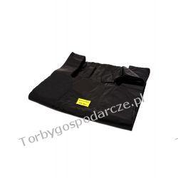 Torebki, torby foliowe z uszami, zrywka 40/80 komplet  Torby i walizki