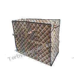 Torba gospodarcza handlowa zakupowa 05  pik 55/72/28 cm Woreczki i torby foliowe