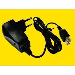 ŁADOWARKA SIECIOWA USB E-PAPIEROS / MP3 / MP4