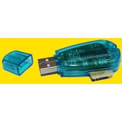 CZYTNIK KART SIM na USB 1.1 / 2.0 WSZYSTKIE KARTY