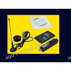 TUNER TV DVB-T USB + ANTENA + PILOT - nowy