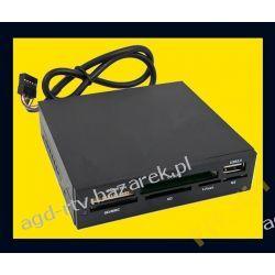 *WEWNĘTRZNY CZYTNIK KART Compact Flash SD USB 2.0