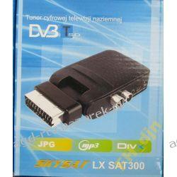 Dekoder STB Tuner DVB-T cyfrowa TV MPEG-4 SD