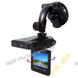 VIDEOREJESTRATOR TRASY Kamera samochodowa LCD ZOOM