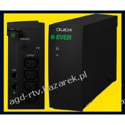 Zasilacz awaryjny UPS EVER DUO II 500