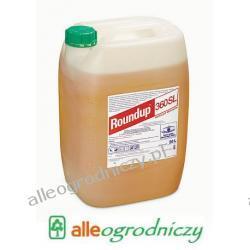 ROUNDUP 360 SL Monsanto 20L NISZCZY CHWASTY RANDAP GALLUP TAIFUN