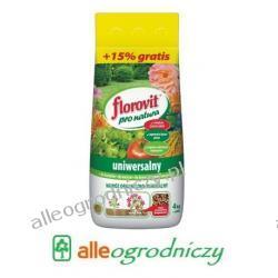 FLOROVIT NAWÓZ UNIWERSALNY PRO NATURA 4kg + 15% GRATIS