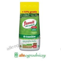 FLOROVIT DO TRAWNIKÓW PRO NATURA 4kg +15% TRAWNIKA TRAWY