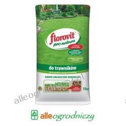 FLOROVIT DO TRAWNIKÓW PRO NATURA 15kg TRAWNIKA TRAWY