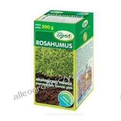 ROSAHUMUS 200g = 6 ton OBORNIKA NAWÓZ naturalny humus
