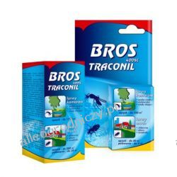 BROS TRACONIL 400SC 50ml PREPARAT DO OPRYSKU LARW KOMARÓW I MUCH