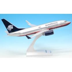Model Boeing B737-700 AeroMexico 1:130