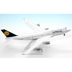 Model Boeing B747-400 Lufthansa 1:200(na zamówienie)