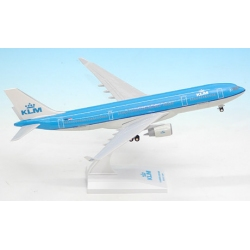 Model AirBus A330-200 KLM Royal Dutch Airlines 1:200