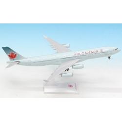 Model AirBus A340-300 Air Canada 1:200