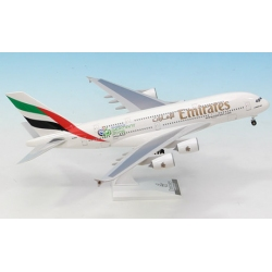Model AirBus A380-800 Emirates Specialna wersja Fifa World Cup 2006 Germany 1:200