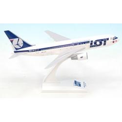 Model Boeing B767-200 Polskie Linie Lotnicze LOT 1:200 (Gniezno)tylko 1 szt.