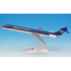 Model McDonnell Douglas MD-80 MidWest Express 1:150