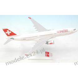 Model Airbus A330-223 Swiss International Airlines   1:200