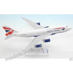 Model Boeing B747-400 British Airways 1:250(na zamówienie powyżej 30 dni)