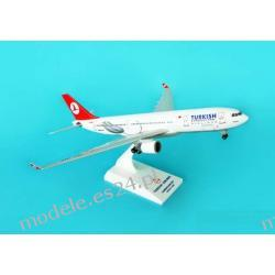Model Airbus A330-203 Turkish Airlines 1:200