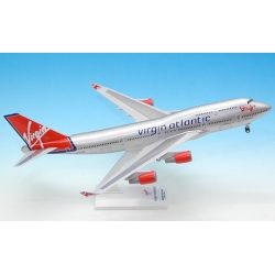 Boeing B747-400 Virgin Atlantic Airways 1:200 VIP version(na zamówienie)