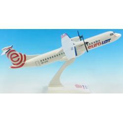 Model ATR-72-200 euroLOT 1:100 ostatnia szt.