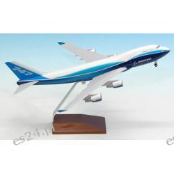 Model Boeing B747-400 Boeing 1:200 VIP Wersja o wysokich detalach(na zamówienie)