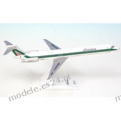 Model McDonnel Douglas MD-80 Alitalia 1:150