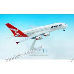Model AirBus A380-841 Qantas Airways 1:200 Wysokie Detale na zamówienie, nowa wersja