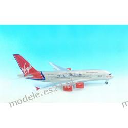 Model AirBus A380-800 1:200 Virgin Atlantic Airways VIP version